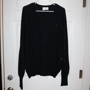 Vintage Christian Dior Black Sweater Large USA